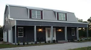 104 Homes Made Of Steel Metal Home Building Kit 3500 Sq Ft For 36 995 Metal Building