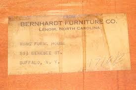 Lenoir Chair Company History duncan phyfe dining room set buffet 2 drawers 2 doors 1 shelf
