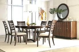 Round 6 Person Dining Table Large Size Of Wooden