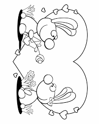 Free Printable Disney Valentine Coloring Pages