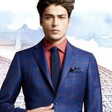Mens Suits 2016 Fashion Trends Blue