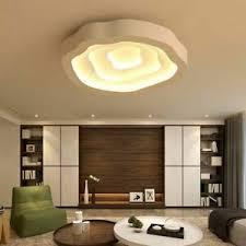 details zu 68w 81w led design deckenleuchte dimmbar le wohnzimmer schlafzimmer 6810