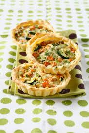 mini quiche pate feuilletee recette de mini quiches aux légumes il vous faut pâte