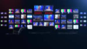 HD 4K Newsroom Videos