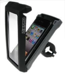 Zixtro all weather Blackberry Bold 9700 9780 bike handlebar phone