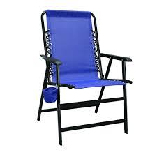 Caravan Sports Blue XL Suspension Patio Chair