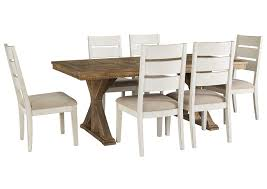 Home Furnishings Depot - NY Grindleburg Light Brown Rectangular ... Robin 5 Piece Solid Wood Ding Set Nice Table In Natural Pine With 4 Chairs Round Drop Leaf Collection Arizona Chairs In Spennymoor County Durham Gumtree Wooden One 4pcslot Chair White Hot Sale Room Sets From Fniture On Aliexpresscom Aliba Omni Home 2019 Table Merax 5pc Dning Dinette Person And Soild Kitchen Recycled Baltic Timber Tables With Steel Base Bespoke Hardwood Casual Bisque Finish The Gray Barn Broken Bison Antique Bradleys Etc Utah Rustic How To Refinish A Its Actually Extremely Easy