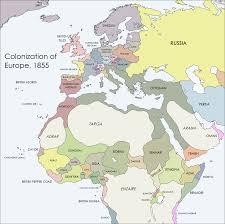 Un mapa de historia alternativa demasiado rebuscado
