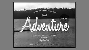 Free Retro And Vintage Fonts Variane Script