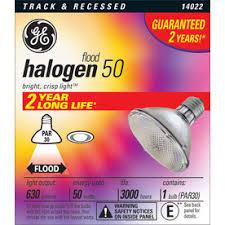 buy ge 17471 45 watt outdoor halogen 1 1 2 year floodlight par38