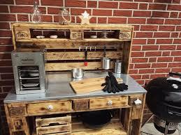 outdoor küche aus europaletten in niedersachsen nordhorn