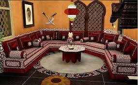 marokkanische wohnzimmer home