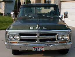 Andys 70 GMC