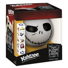 Nightmare Before Christmas Bath Toy Set by Tim Burton U0027s The Nightmare Before Christmas Yahtzee Game Shopdisney