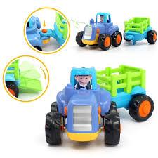 100 Truck Songs VIVIDEA Happy Singing S Toy Vehical Team Set Dump Cement