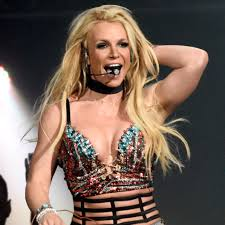 Britney Spears Suffers a NSFW Wardrobe Malfunction Stage at Her