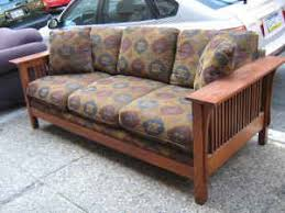 Craftsman Style Furniture Sofa