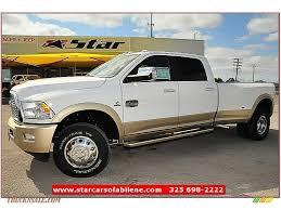100 Dodge Dually Trucks For Sale 2012 Ram 3500 HD Laramie Longhorn Crew Cab 4x4