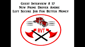 New Prime Driver Andre Guest Interview # 17 Left Secure Job For ... Prime Inc Springfield Mo May Trucking Pay Scale Driver Introduces New Service Vehicles Into Fleet National Safety Month Summer Driving Tips From Drive On Twitter Hi Guys It Was 1999 When I The Road Skin Trailer For American Truck Simulator Youtube Pays Forward This Holiday Season Truck Honors Vets With Fast Track Jobs For Flatbed Strong Amazon Reshaping Final Mile And Beyond Todays Truckingtodays