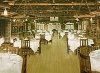 El Tovar Dining Room by El Tovar U2022 National Park Lodge Architecture Society