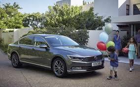 Volkswagen Passat Our 2017 Range