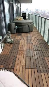 Balcony Floor Outdoor Flooring Ideas