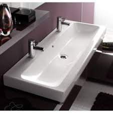 allia lovely bathroom design lavabo suspendu