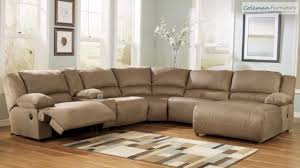 Hogan Mocha Reclining Sofa Loveseat by Hogan Mocha Living Room Collection From Signature Design By Ashley