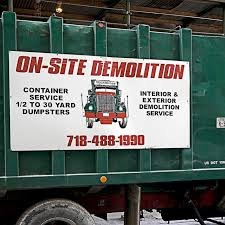 On Site Demolition & Truck Co - Demolition Contractor In New York.