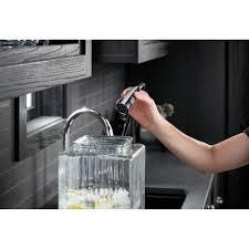 Kohler Simplice Faucet Cleaning by Kohler K 596 Bl Simplice Matte Black Pullout Spray Kitchen Faucets
