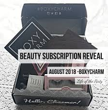 Beauty Subscription Reveal: Boxycharm August 2018 | Khalano Promotions Giveaways Boxycharm The Best Beauty Canada Free Mac Cosmetics Mineralize Blush For February Boxycharm Unboxing Tryon Style 2018 Subscription Review July Box First Impressions Boxycharm August Coupon Codes Below April Msa January In Coupons Hello Subscription Coupon Code Walmart Canvas Wall Art May