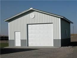 10 ft wide garage door small residential garage building garage pole buildings with