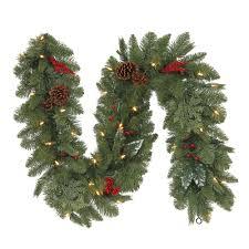 Silvertip Fir Christmas Tree Artificial by Martha Stewart Living 6 Ft Battery Operated Winslow Artificial