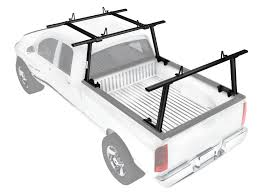 100 Pickup Truck Rack Aluminum Bed Adjustable Utility Ladder S W
