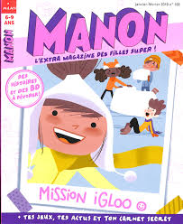 Abonnement Manon Abonnement Magazine Par Toutabocom