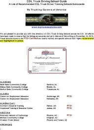 CDL Truck Driving School Guide A List Of Recommended CDL Truck ... Best Truck Driving Schools Across America My Cdl Traing Hds Institute Tucson School Cdl In Arizona Starting 76 Highboy Dt360 Pin By Us Trailer On Kansas City Rental Pinterest Road Runner Classes Lights Camera Drive What If Drivers Wrote Class A Professional Driver Home Welcome To United States Jobs Trucking Employment Opportunities You Need Know About Driverless Trucks Your Job Is Safe