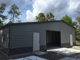 Wood Sheds Ocala Fl by Lake City Steel Buildings Central Florida Steel Buildings And Supply