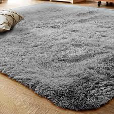 ETCH Large Grey Wool Rug 170 X 240cm Monochrome Living