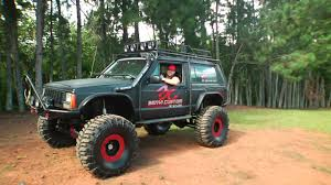 Jeep Cherokee Monster - YouTube 10 Interesting Facts From The History Of Jeep Cherokee All 2016 Vehicles For Sale 2019 Wrangler Pickup News Photos Price Release Date What Versus Gilton Garbage Truck In Morning Accident On So I Want To Truck My Xj Forum Is A Trucklike Crossover With Benefits Offroad Axle Assembly Front 4x4 1993 Jeep Grand United For 100 Is This Custom 1994 A Good Sport Used Leo Johns Car Sales Jeep Cherokee Tracks Ultimate Ice Pinterest Hdware Egr Winglets