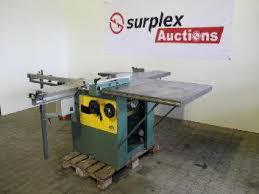 for sale sliding table saw kitty serie8 819gf