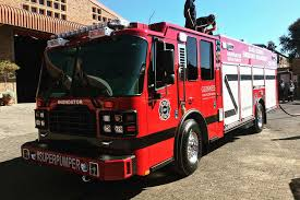 Our Vehicles - Marcé Fire Fighting Technology