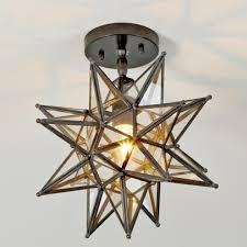 outstanding star pendant light fixture remodel outdoor ceiling