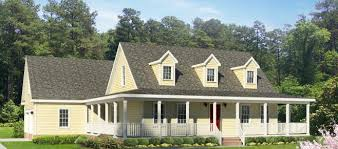 Farmhouse Modular Homes New World Home Old Green Good And For You
