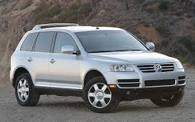 Used 2004 Volkswagen Touareg for sale Pricing & Features
