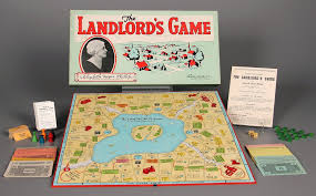 The Landlords Game Which Became Monopoly Was Created By Elizabeth Magie Phillips Credit Strong