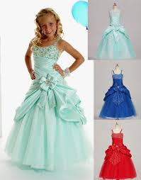 sweet green taffeta straps beads wedding flower girl dresses girls