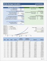 Retirement Excel Spreadsheet Savings Calculator Planning Works On Budget Template Laobing Kaisu Compliant Also