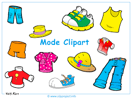 Clip Art Of Clothes