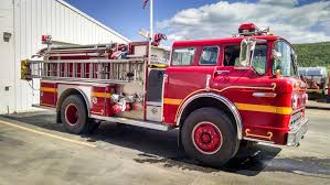 100 Ford Fire Truck 1989 EOne Pumper Used Details