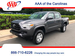 2017 Used Toyota Tacoma SR Double Cab 5' Bed V6 4x4 Automatic At ... Bay Springs Used Toyota Tacoma Vehicles For Sale Popular With Young Consumers And Offroad Adventurers 2008 Toyota Tacoma Double Cab Prunner At I Auto Partners 2017 Trd Off Road Double Cab 5 Bed V6 4x4 Marlinton Parts 2006 Sr5 27l 4x2 Subway Truck Inc 2016 For In Weminster Md Vin 2011 Daphne Al Tacomas Less Than 1000 Dollars Autocom Limited 4wd Automatic 2018 Sr Tampa Fl Stock Jx107421 2015 Prunner Sr5 Sale Ami